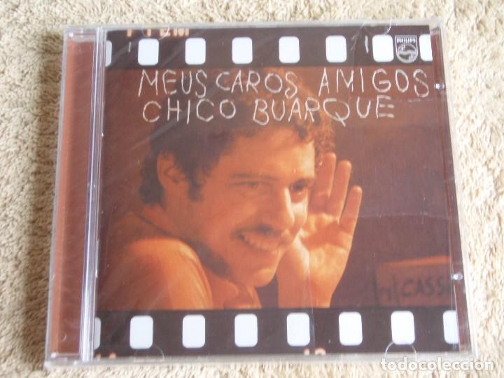 CHICO BUARQUE ( MEUS CAROS AMIGOS ) CD PRECINTADO 2006-BRASIL (Música - CD's Latina)