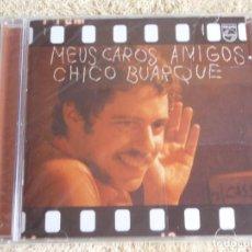 CDs de Música: CHICO BUARQUE ( MEUS CAROS AMIGOS ) CD PRECINTADO 2006-BRASIL . Lote 147106118