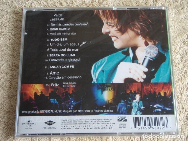 CDs de Música: LEILA PINHEIRO ( COISAS DO BRASIL ) CD PRECINTADO 2001-BRASIL - Foto 2 - 111418283
