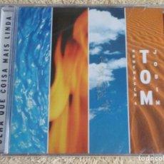 CDs de Música: HOMENAGEM A TOM JOBIM ( OLHA QUE COISA MAIS LINDA ) VARIOS CANTANTES CD PRECINTADO 2001-BRASIL. Lote 111418651
