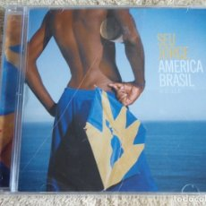 CDs de Música: SEU JORGE ( AMERICA BRASIL O DISCO ) CD PRECINTADO 2009-BRASIL. Lote 111421675