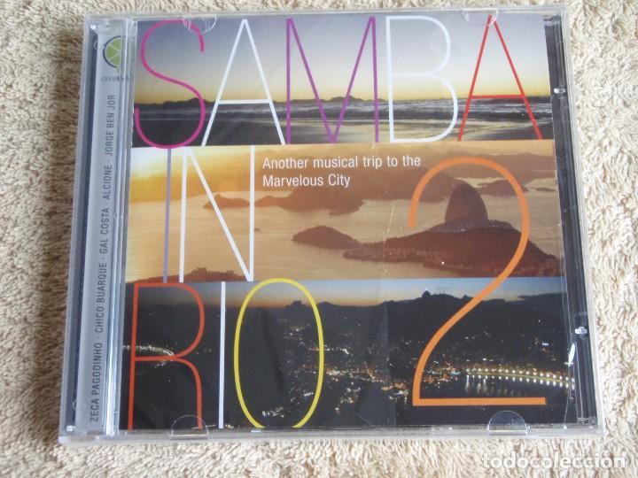SAMBA IN RIO 2 - VARIOS CANTANTES ( 13 CANCIONES ) CD PRECINTADO (Música - CD's Latina)