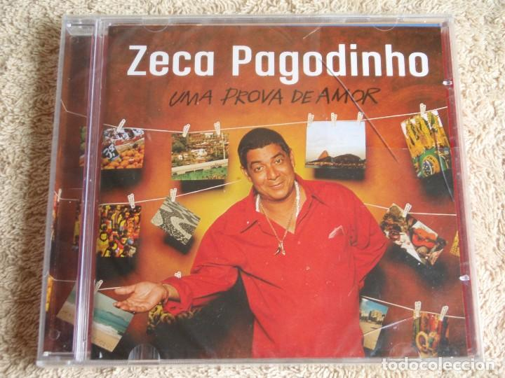 ZECA PAGODINHO ( UMA PROVA DE AMOR ) CD PRECINTADO 2008-BRASIL (Música - CD's Latina)