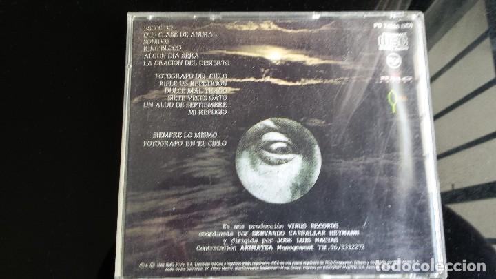 CDs de Música: CD SURFIN' BICHOS: FOTOGRAFO DEL CIELO - Foto 2 - 111439579