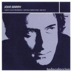 CDs de Música: FILM MUSIC / JOHN BARRY CD BSO. Lote 111459999