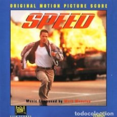 CDs de Música: SPEED / MARK MANCINA CD BSO. Lote 111462623