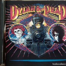 CDs de Música: BOB DYLAN & GRATEFUL DEAD. DYLAN & THE DEAD. CD CBS 1989.. Lote 111470063