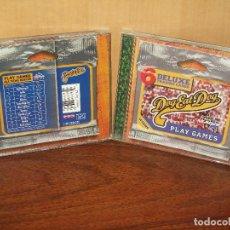 CDs de Música: DOG EAR DOG - PLAY GAMES - CD. Lote 111492723