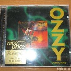CDs de Música: OZZY OSBOURNE - THE ULTIMATE SIN 1986 - CD REMASTERIZADO 1995. Lote 111506451