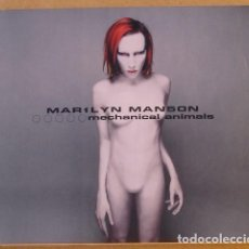 CDs de Música: MARILYN MANSON - MECHANICAL ANIMALS (CD) 1998 - 14 TEMAS. Lote 111518783