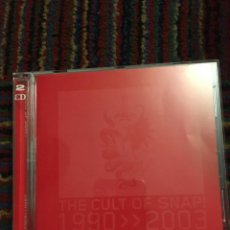 CDs de Música: SNAP: THE CULT OF SNAP 1990-2003, 2XCD. Lote 111522663