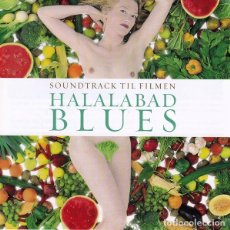 CDs de Música: HALALABAD BLUES / JOACHIM HOLBEK, VARIOS CD BSO. Lote 111546311
