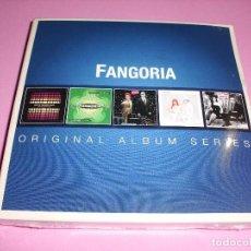 CDs de Música: FANGORIA - ORIGINAL ÁLBUM SERIES PACK 5 CDS NUEVO Y PRECINTADO . Lote 138780937