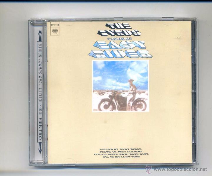 The Byrds-Ballad Of Easy Rider (cd) Roger McGuinn  conexion: Peter Fonda,W   Guthrie, Bob Dylan