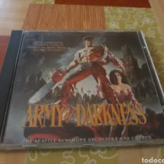 CDs de Música: ORIGINAL MOTION PICTURE SOUNDTRACK - ARMY OF DARKNESS. Lote 111594810