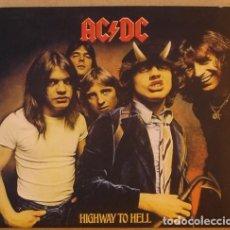 CDs de Música: AC / DC - HIGHWAY TO HELL (CD) 2003 - 10 TEMAS - DIGIPACK. Lote 111609667