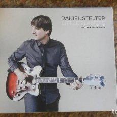 CDs de Música: DANIEL STELTER , LITTLE PLANETS , CD DIGIPACK 2014 PERFECTO ESTADO ENVIO ECONOMICO. Lote 111674139