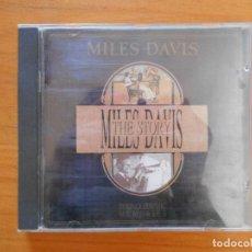 CDs de Música: CD THE MILES DAVIS STORY (L5). Lote 111683939