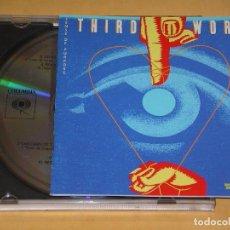 CDs de Música: THIRD WORLD, SENSE OF PURPOSE, USA EDITION, CD. Lote 111694255
