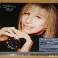 CDs de Música: BARBRA STREISAND, THE MOVIE ALBUM, LIMITED EDITION, DVD + CD. Lote 111701383