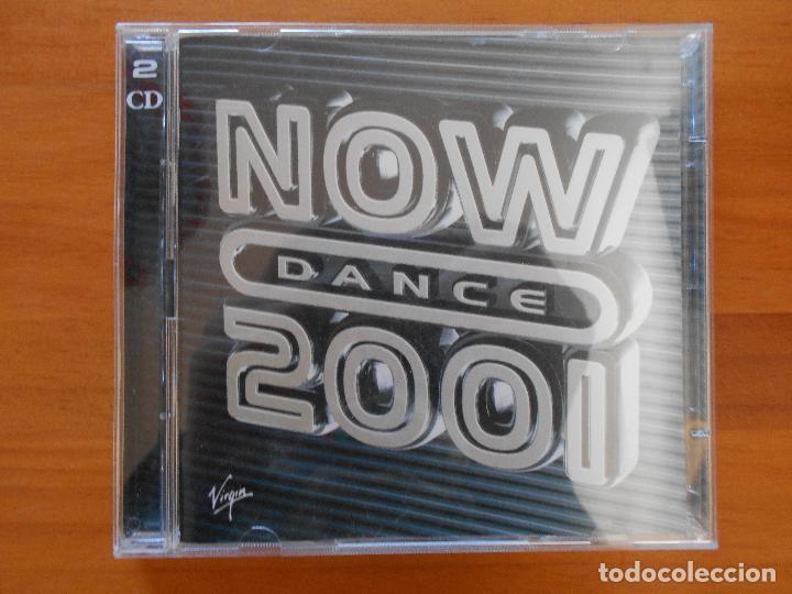 CD NOW DANCE 2001 (2 CD) (G3) (Música - CD's Disco y Dance)
