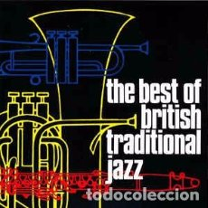 CDs de Música - Various - The Best Of British Traditional Jazz (CD, Comp) Label:Philips Cat#: 818 651-2 - 111705343