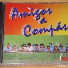 CDs de Música: AMIGOS A COMPÁS, CD PRECINTADO. Lote 111708359