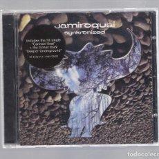 CDs de Música: JAMIROQUAI - SYNKRONIZED (CD 1999, SONY SOHO SQUARE S2 494517 2). Lote 111725743