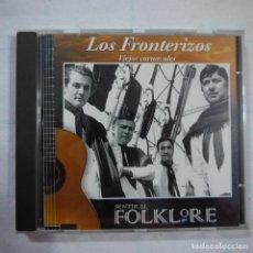 CDs de Música: LOS FRONTERIZOS - VIEJOS CARNAVALES - CD 1999 . Lote 111747143