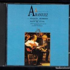 CDs de Música: CONCIERTO DE ARANJUEZ / IBERIA (PACO DE LUCÍA) CD. Lote 111800655