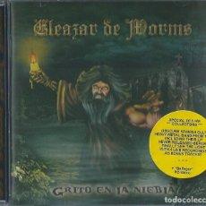 CDs de Música: ELAZAR DE WORMS CD RARE SPANISH HEAVY 80S (ONLY 500)ACRACIA-HALLEY-EVO-THOR-SUBTERRANEO-ÑU. Lote 111830515