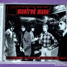 CDs de Música: CD MANFRED MANN. THE VERY BEST OF THE FONTANA YEARS. Lote 111850371