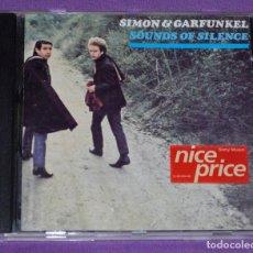 CDs de Música: CD SIMON & GARFUNKEL . SOUNDS OF SILENCE. Lote 111850523