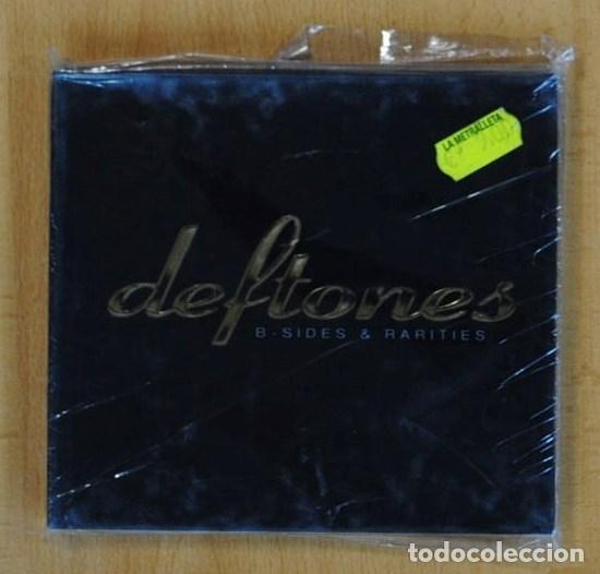 DEFTONES - B SIDES & RARITIES - CD (Música - CD's Heavy Metal)