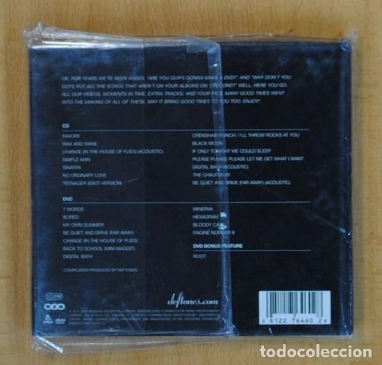 CDs de Música: DEFTONES - B SIDES & RARITIES - CD - Foto 2 - 111859588