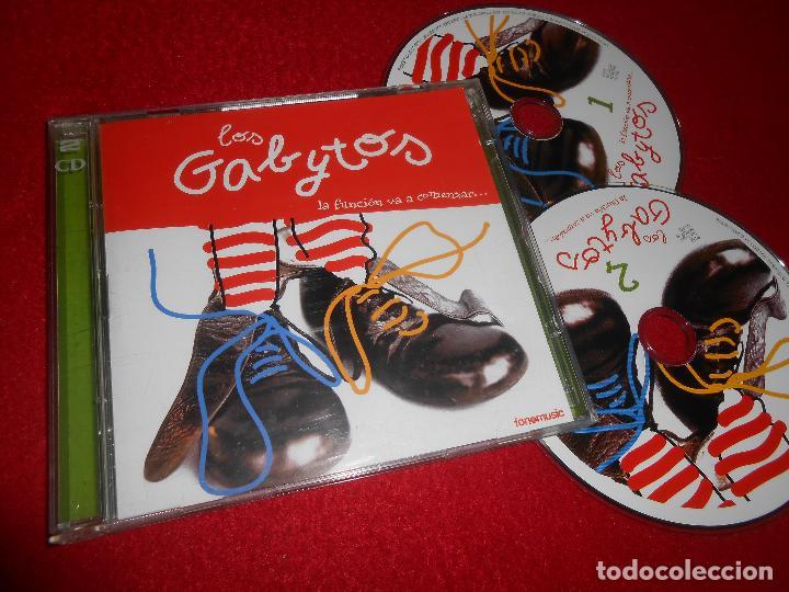 LOS GABYTOS LA FUNCION VA A COMENZAR... 2CD 1999 (Música - CD's Otros Estilos)