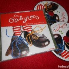 CDs de Música: LOS GABYTOS LA FUNCION VA A COMENZAR... 2CD 1999. Lote 111867075