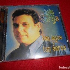 CDs de Música: LUIS DE LEBRIJA TAN LEJOS Y TAN CERCA CD 2000 NUEVO PRECINTADO. Lote 111870379