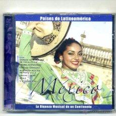 CDs de Música: VARIOS-PAISES DE LATINOAMERICA: MEXICO (CD) MANÁ.... Lote 111873411