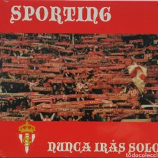 CDs de Música: SPORTING NUNCA IRÁS SOLO. Lote 112654702