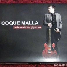 CDs de Música: COQUE MALLA (LA HORA DE LOS GIGANTES) CD 2009 - LOS RONALDOS. Lote 111904415