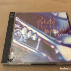 CDs de Musique: PRESUNTOS IMPLICADOS - LA NOCHE. 2CD.1995.. Lote 111944267