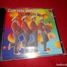CDs de Música: CUARTETO IMPERIAL EL PASITO MIX CD SPAIN NUEVO PRECINTADO. Lote 111945607