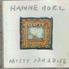 CDs de Música: HANNE BOEL: MISTY PARADISE. Lote 111976547