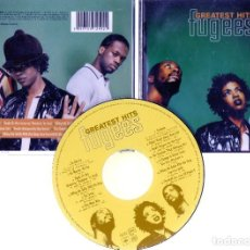 CDs de Música: THE FUGEES GREATEST HITS 2003 CD FUNK SOUL R&B. Lote 111988743