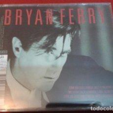 CDs de Música: BRYAN FERRY ( BOYS AND GIRLS ) 1999 VIRGIN REMASTERED EDITION CD PRECINTADO. Lote 112017599