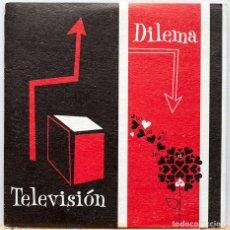 CDs de Música: LORI MEYERS / DILEMA - TELEVISIÓN. Lote 112043351
