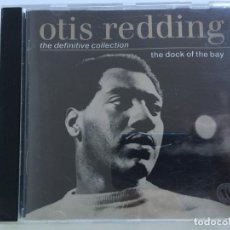 CDs de Música: CD DOBLE-OTIS REDDING-THE DEFINITIVE COLLECTION. Lote 112076959