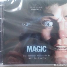 CDs de Música: MAGIC - JERRY GOLDSMITH - PRECINTADO - CD BSO / OST / BANDA SONORA / SOUNDTRACK. Lote 112082235