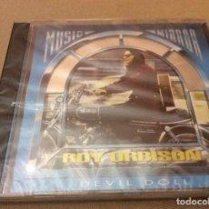 CDs de Música: ROY ORBISON ?– DEVIL DOLL. 1993. ED ISRAEL. PRECINTADO.. Lote 112094087